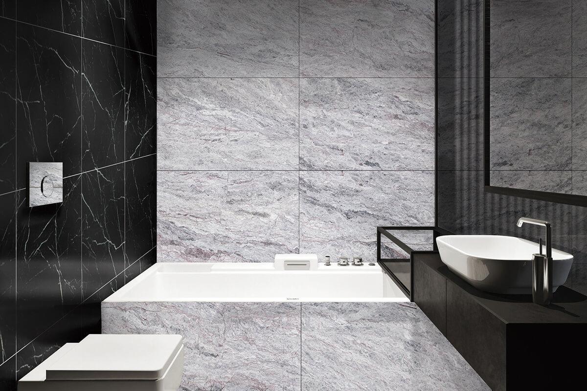 Carrelage Salle De Bain Giovanni ~ carrelage imitation marbre fior di pesco gani